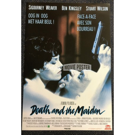 death and the maiden film analysis Fifteen-year-old fionn hickey put the junior cert to the back of his mind to shoot a two under 69 and claim his maiden senior  death notices  - analysis - our.