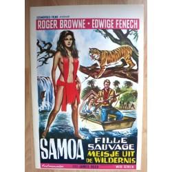 SAMOA QUEEN OF THE JUNGLE