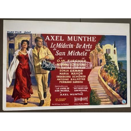 AXEL MUNTHE - DER ARTZ VON SAN MICHELE