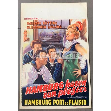 IN HAMBURG SIND DIE NACHTE LANG