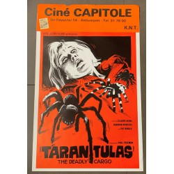 TARANTULAS , THE DEADLY CARGO