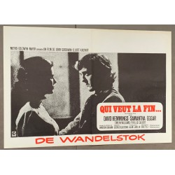 Le merle blanc Jean Tissier French movie poster print
