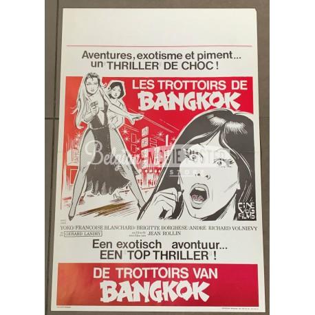 TROTTOIRS DE BANGKOK