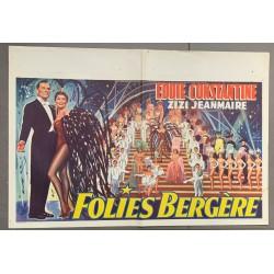 FOLIES - BERGERE