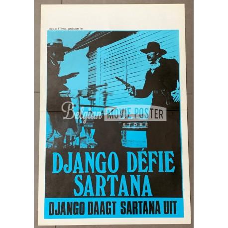 DJANGO AGAINST SARTANA