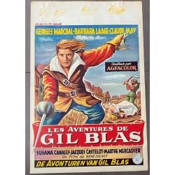 AVENTURES DE GIL BLAS