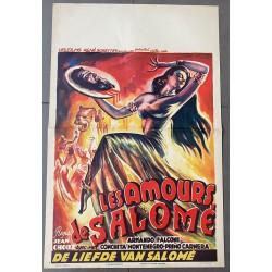 AMOURS DE SALOME