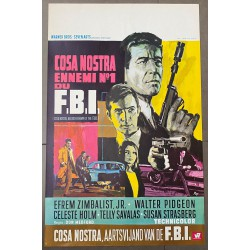 COSA NOSTRA ARCH ENEMY OF THE FBI