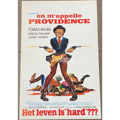 LIFE IS TOUGH, EH PROVIDENCE ?