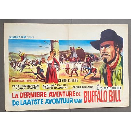 BUFFALO BILL, SEVEN HOURS OF GUNFIRE