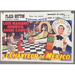 CHANTEUR DE MEXICO