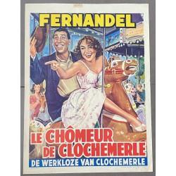 CHOMEUR DE CLOCHEMERLE