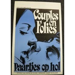 COUPLES EN FOLIES