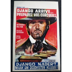 SARTANA'S COMING, GET YOUR COFFIN READY