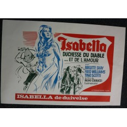 ISABELLA, DUCHESS OF THE DEVIL