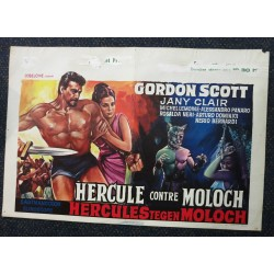 HERCULES AGAINST MOLOCH