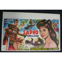 SAPHO, WARRION EMPRESS
