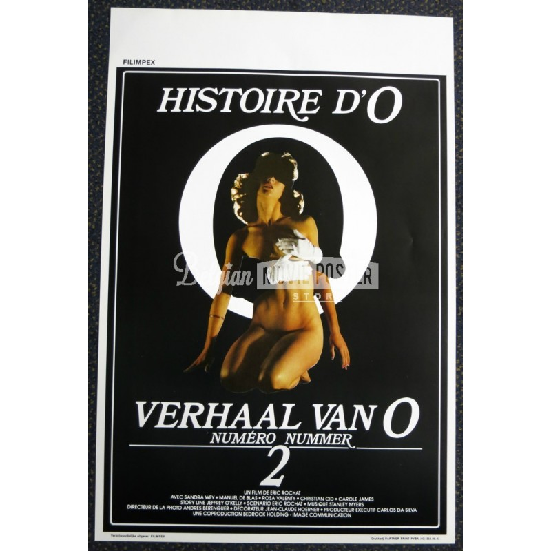 histoire do 2 belgian movie poster store