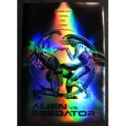 ALIEN VS PREDATOR - STYLE B