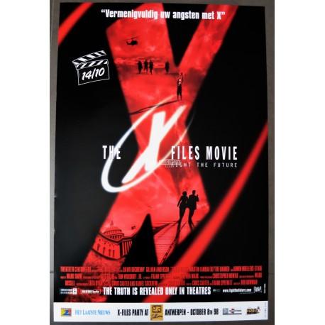 X-FILES MOVIE: FIGHT THE FUTURE