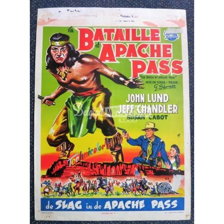 BATTLE AT APACHE PASS