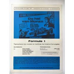 FORMULA 1 : HELL OF GRAND PRIX
