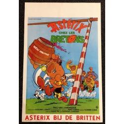 ASTERIX CHES LES BRETONS