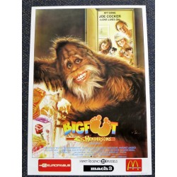 HARRY AND THE HENDERSONS ( BIGFOOT )