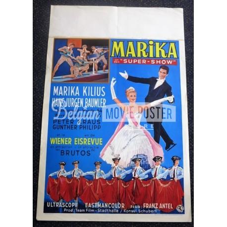 MARIKA ( GROSSE KUR )