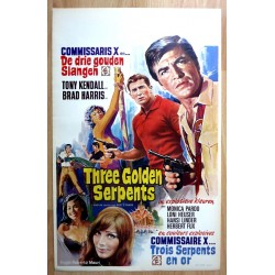 THREE GOLDEN SERPENTS