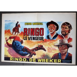 RINGO THE LONE RIDER