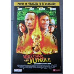 WELCOME TO THE JUNGLE ( RUNDOWN )
