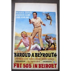BAROUD A BEYROUTH