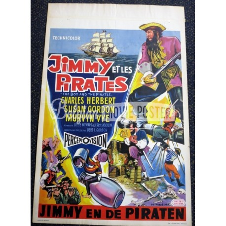 BOY AND THE PIRATES