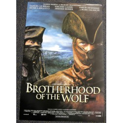 BROTHERHOOD OF THE WOLF ( PACTE DES LOUPS)