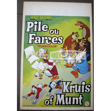 DONALD DUCK CARTOON'S ( PILE OU FARCES )
