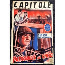 PATROUILLE DE CHOC