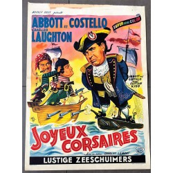 ABBOTT AND COSTELLO MEET CAPTAIN KIDD