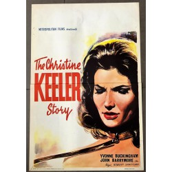 CHRISTINE KEELER STORY