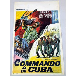 REBELLION IN CUBA